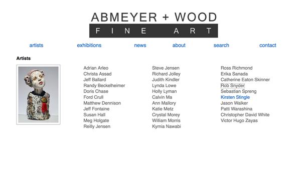 Click to open Abmeyer + Wood Website